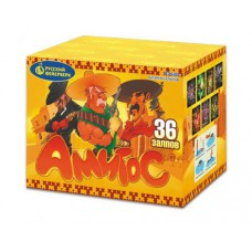 """Амигос (1""""х 36)"""