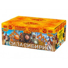 "Фейерверк Сила Сибири (1,2""х150)"